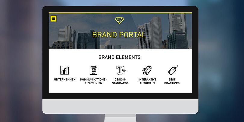 brand portals internationale markenauftritte zentral steuern interactive tools. Black Bedroom Furniture Sets. Home Design Ideas
