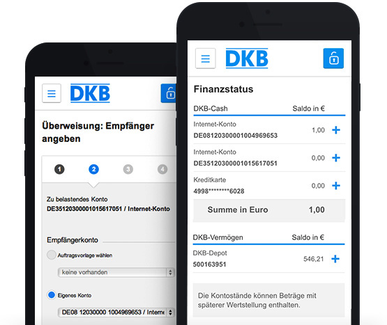 Dkb Online Banking: Deutsche Kreditbank DKB Corporate Website