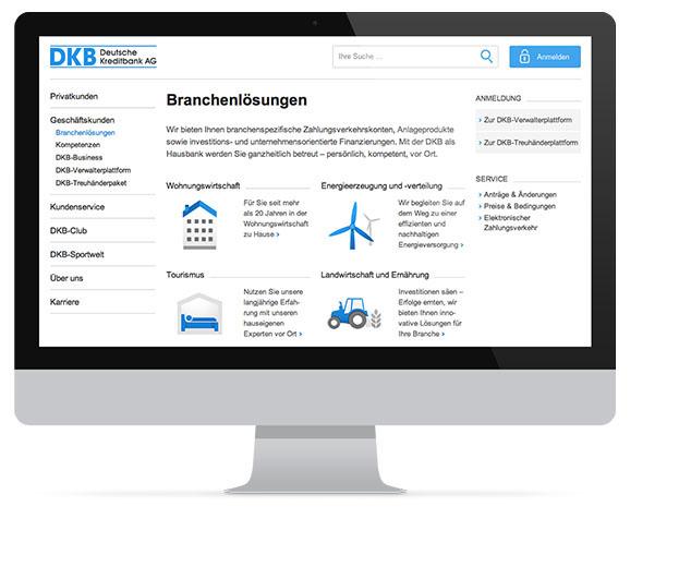 Deutsche Kreditbank Dkb Corporate Website